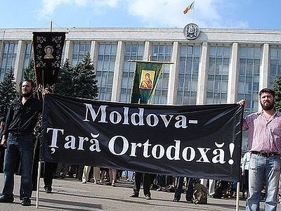 Orthodox Church of Moldova to hold a rally in support of the traditional family
