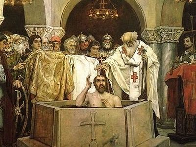 Relics of Holy Prince Vladimir to be brought to cities and towns of Russia and Belarus