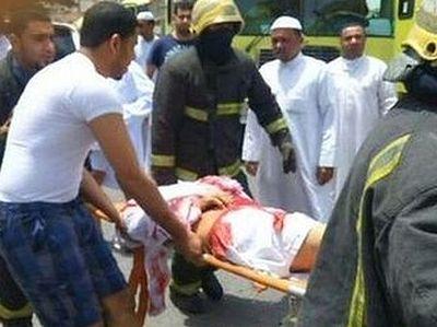 Саудовская Аравия: в мечети произошел теракт (ФОТО)