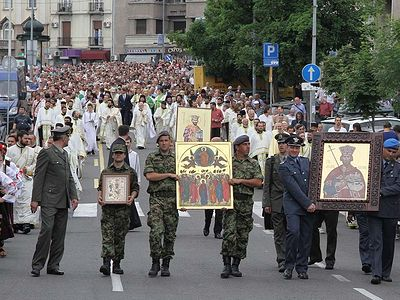 Belgrade meets the Ascension of the Lord with the city cross procession (+Photo)