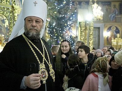 Молдавский митрополит обещает лично крестить каждого 4 ребенка в семье