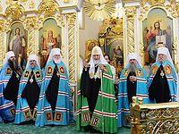 Проповедь в праздник Вознесения Господня в Вознесенском соборе г. Ульяновска