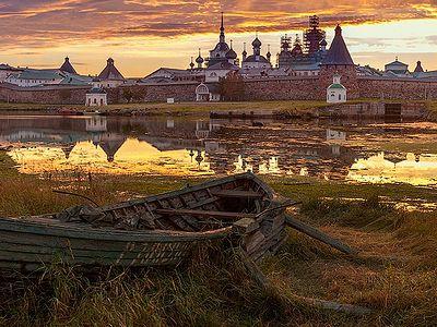 С Красной площади стартует пеший поход к Соловецкому монастырю