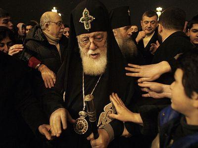 Патриарх Илия II: Как Господь, так и Родина - одна на свете