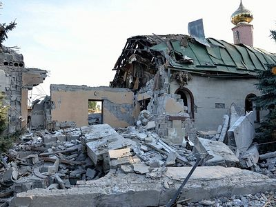 Русская Православная Церковь собрала 128 млн. рублей и почти 170 тонн помощи для Донбасса
