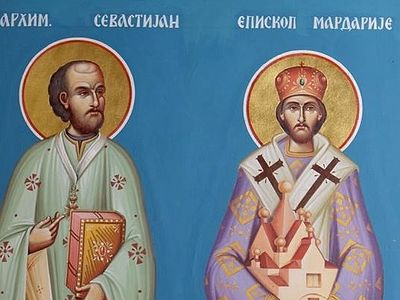 Holy Missionaries MARDARIJE (Uskokovic) and SEBASTIAN (Dabovich) Newly Proclaimed as Saints of the Orthodox Church!