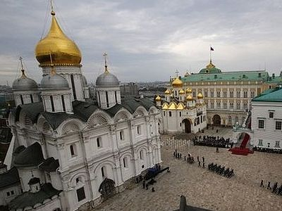 Представитель ФСО: в Кремле ждут решения ЮНЕСКО о судьбе кремлевских монастырей