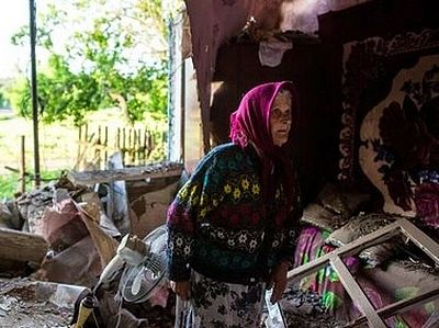 A total blockade of Donbass will cause mass starvation and death, representative of UOC MP warns