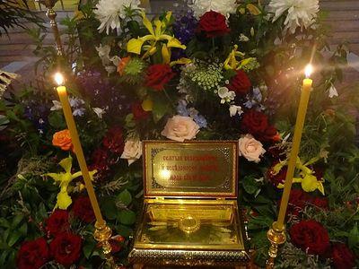 Святыни Георгиевского крестного хода продолжают шествие по Карачаево-Черкесии