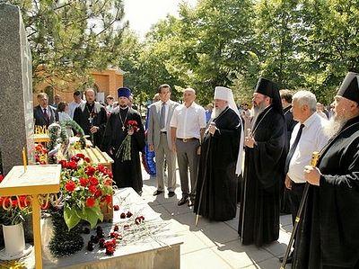 В 20-ю годовщину теракта в Буденновске молитвенно почтили память погибших