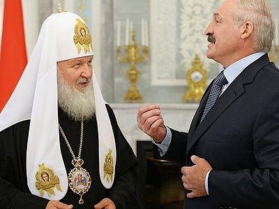 Состоялась встреча Патриарха Кирилла с Президентом Республики Беларусь