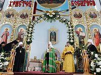 Слово в праздник Собора Белорусских святых после Литургии в Воскресенском соборе Бреста