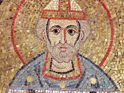 Блж. Августин: «Ты же был во мне глубже глубин моих и выше вершин моих»