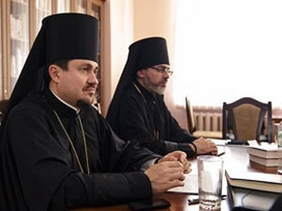 UOC (MP) Hierarchs Concerned about Constantinople's Activity in Ukraine