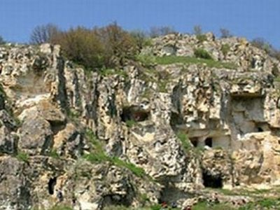 History Museum in Bulgaria's Dobrich Revives Europe's Earliest Christian Rock Monastery