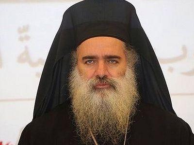 Архиепископ Севастийский ответил ИГ: Мы останемся на землях Палестины любой ценой