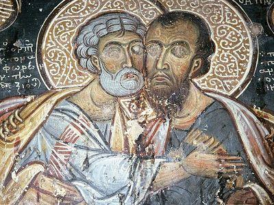 Исихия, пресвитера Иерусалимского, </br>Похвала святым апостолам Петру и Павлу