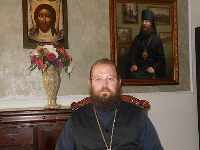 """The Only Voice with Which Any Orthodox Christian is Entitled to Speak is the Voice of the Church:"" A Conversation with Archimandrite Irenei (Steenberg)"