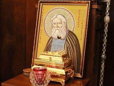 Мощи прп. Серафима Саровского принесены в дар Болгарской Православной Церкви