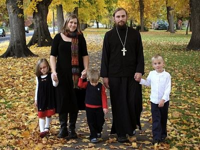A Clergy Family in Great Need
