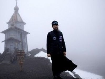 Southernmost Church in the World: Where Father Kirilov Celebrates Mass at 25 Degrees Below Zero