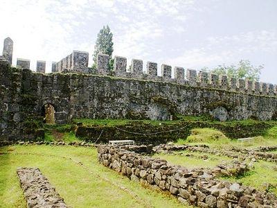 Грузия: в крепости Гонио обнаружена древняя мозаика и церковь VI века