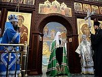 Проповедь в праздник Казанской иконы Божией Матери после Литургии в Успенском кафедральном соборе г. Иваново