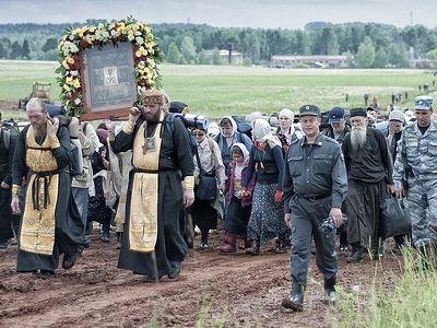 Великорецкий крестный ход. Впечатления журналиста