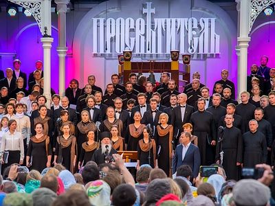 Заметки о Валаамском фестивале православного пения «Просветитель»