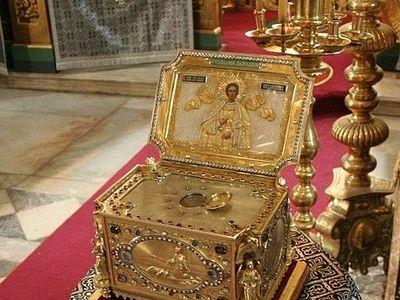 В Русском монастыре на Афоне идет 10-дневное Предпраздненство памяти св. влмч. Пантелеимона