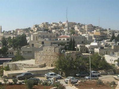 Последнее христианское селение в Палестине может исчезнуть