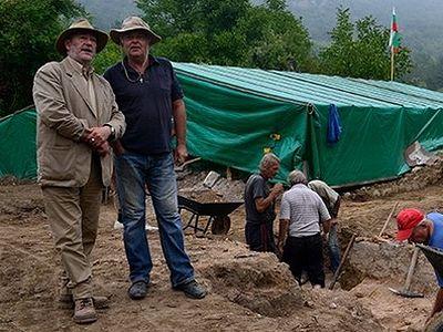 Archaeologist Uncovers 13th Century Monastery Dining Room in Bulgaria's Veliko Tarnovo