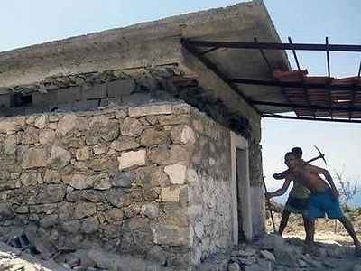 Совершено второе нападение на православную церковь в албанском городе Дерми