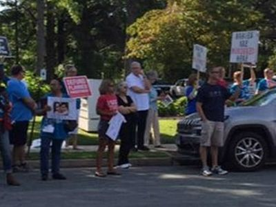 Pro-Life, Pro-Traditional Marriage Rally in South Carolina Attracts Thousands