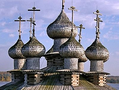 The wonder of Karelia's wooden churches