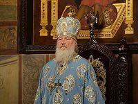 Проповедь после Литургии в праздник Сретения Владимирской иконы Божией Матери в Сретенском монастыре города Москвы