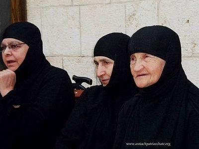 Сирия, которая остается на месте: в Сайданайя встретили престольный праздник (ФОТОРЕПОРТАЖ)