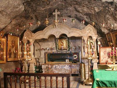 The Incorrupt Relics of Sts. Job and Amphilochius