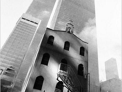 Нью-Йорк: наконец начато строительство храма на месте разрушенного катастрофой 9/11