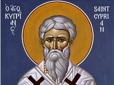 Ecumenism and the Ecclesiology of Saint Cyprian of Carthage