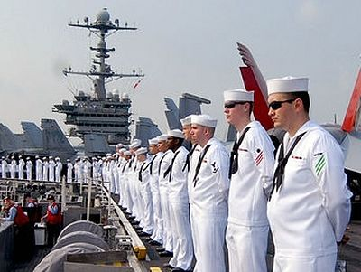 Navy Stands Behind Chaplain Who Shared Christian Beliefs