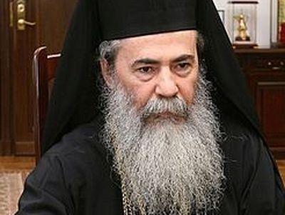 Jerusalem Patriarch calls Ukrainian schismatics 'lost'