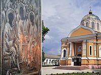 Замироточил образ Сергия Радонежского в г. Смела