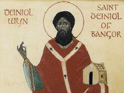 Holy Hierarch Deiniol, Bishop of Bangor in Wales