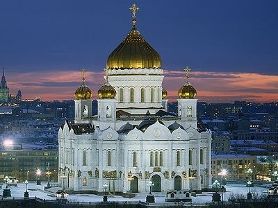 On This Day: Cathedral of Christ the Saviour Founded in Moscow