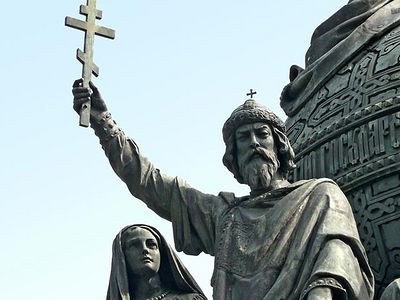 Креститель-князь в Москве