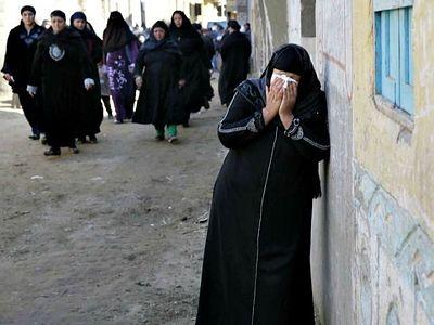 Боевики ИГ используют церкви как камеры пыток для насильственного обращения в ислам