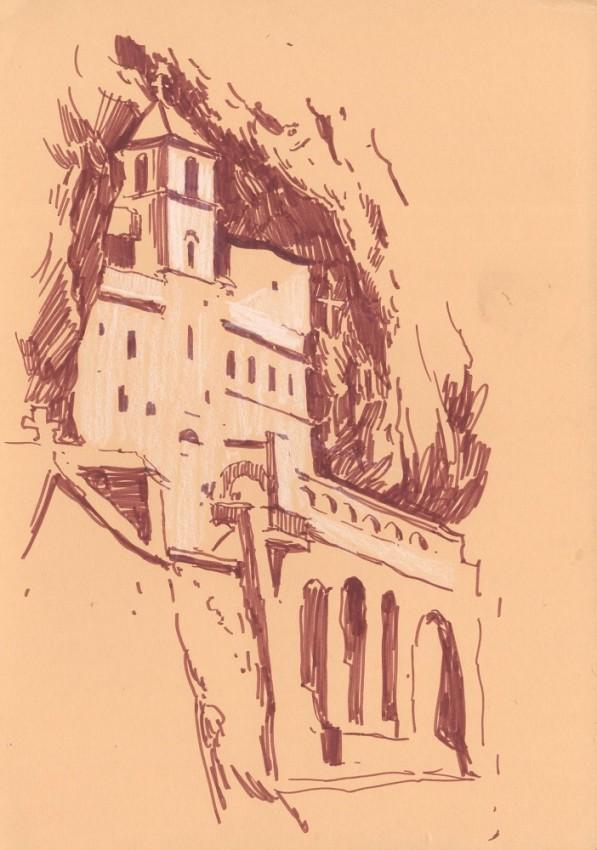 Церковь св. Василия Острожского