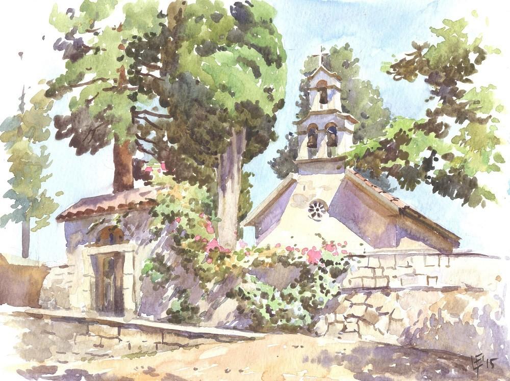 Церковь св. Троицы на Превлаке