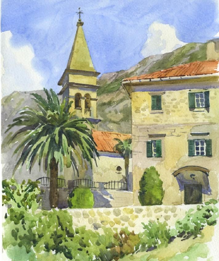 Церковь ап. Матфея в Доброте